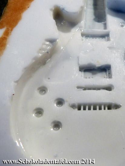 Silikonteile gießen